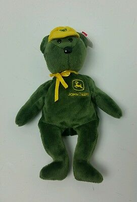 John Deere TY Beanie Baby, very rare and hard to find, MINT with tags!
