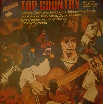 top country record