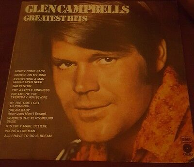 glen campbell greatest hits record