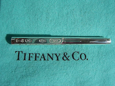 """Tiffany & Co. Sterling Silver """"1837"""" Collection Purse Pen!!!"""