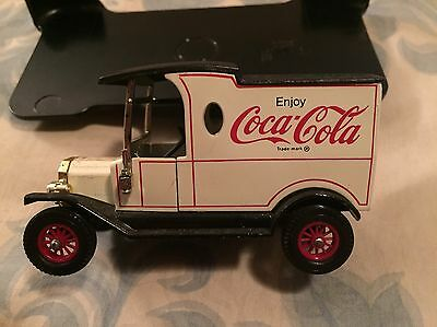 Coca Cola Die Cast Delivery Truck- Used