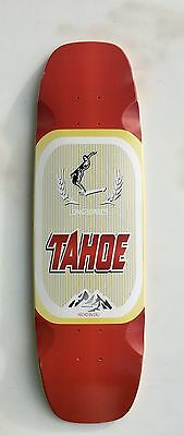 """TAHOE Longboard deck with Grip tape deck only  size : 9 x 30.5"""" TECATI D33"""