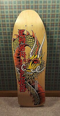 Vintage skateboard Powell Peralta Caballero mini Ban This 80's old school