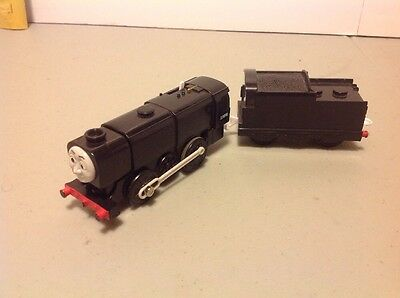 Thomas & Friends,,, NEVILLE WITH TENDER 2006,, Trackmaster Motorized Train