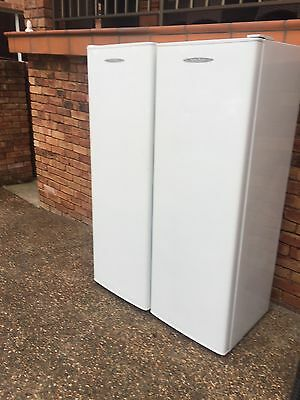 Fisher & Paykel Frost Free Pigeon Pair Fridge/freezer Top Condition