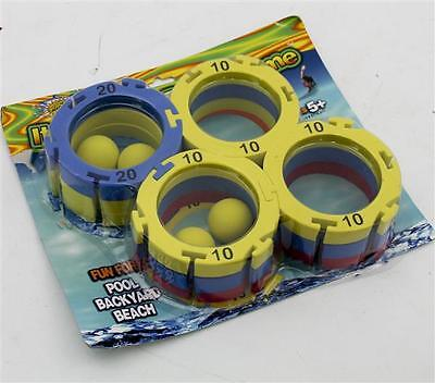 Itza Floaty Pong Game,No 82055-6,  Water Sports Llc * Distressed packaging*