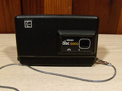 Vintage Kodak Disc 6000 Camera - Not Tested