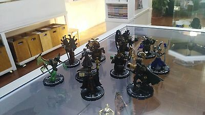 Mage Knight Miniatures Great Selection Lot Awesome