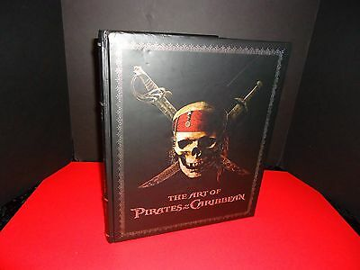 """Pirates of the Caribbean Book of Art - """"The Art Of Pirates of the Caribbean"""""""