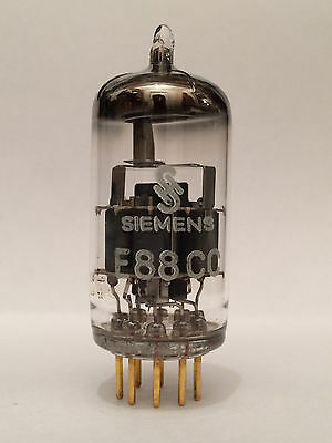 Siemens E88CC, 1960, Early A0 Code, Grey Shields, Precisley Matched Systems