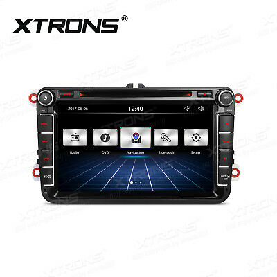 "8"" Autoradio für VW Golf Passat Tiguan Polo Touran T5 Caddy DVD USB SD GPS NAVI"