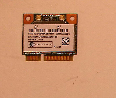 Toshiba Satellite C75D-A C75D-A7226 WIFI WIRELESS CARD G86C00054A10 RTL8188EE
