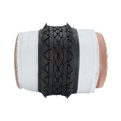 Huffy Bicycles 00326TR Bicycle Tire, WhiteWall Cruiser, 26-In. - Quantity 1