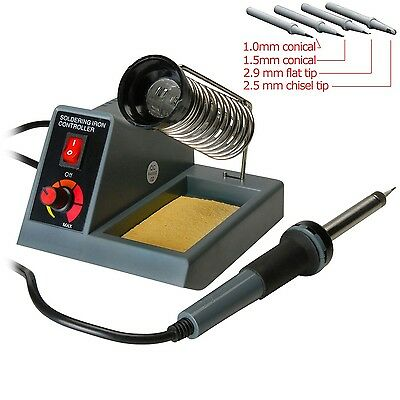 Stanz Variable Temperature Soldering Station soldering iron soldering gun wit...