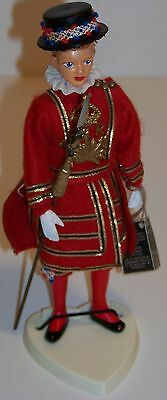 "Vintage Peggy Nisbet Tower of London ""Beefeater"" Doll"
