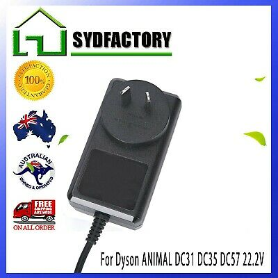 Battery Charger Adaptor For Dyson ANIMAL DC43H DC44 DC56 22.2V Vacuum Cleaner AU