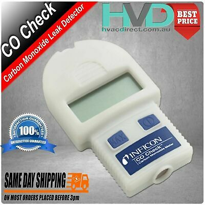 Carbon Monoxide Meter - Hand Held - Highly Accurate PPM readings