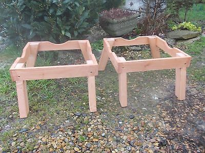 2 X national hive stands