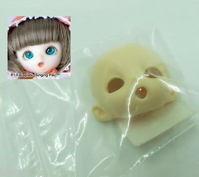 BJD Doll Tiny Fairyland Pukipuki  Event Limited Piki Singing Face plate
