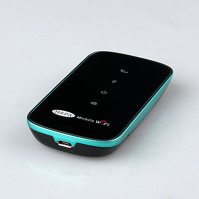 Hotspot 3G WCDMA 150Mbps USB Modem WiFi Wireless Router With SIM Card Slot