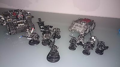ejercito caballeros grises (grey knight)