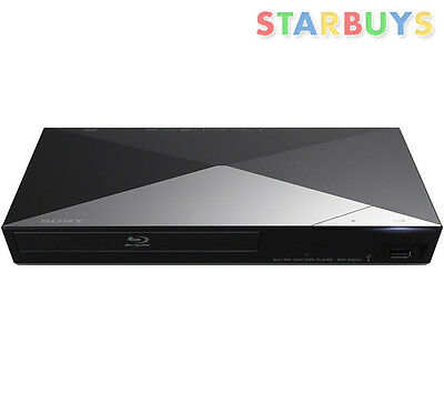 Sony BDP-S4200 3D Smart Blu-ray DVD Player with USB Port & Screen Mirroring