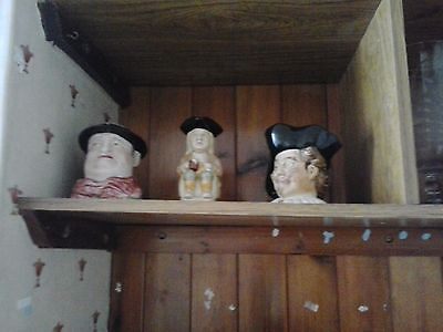 Collectible Toby Jugs