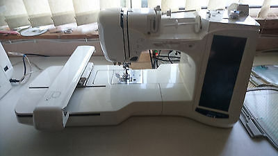 brother Super Galaxie 3000 embroidery /sewing machine