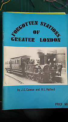 Forgotten Stations of Greater London. 1972