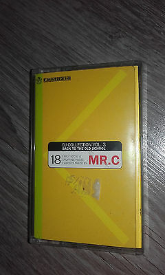 MC Kassette DJ Collection MR.C (Techno, Trance)