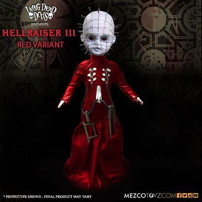 Living Dead Dolls Presents Hellraiser Iii Pinhead Variant