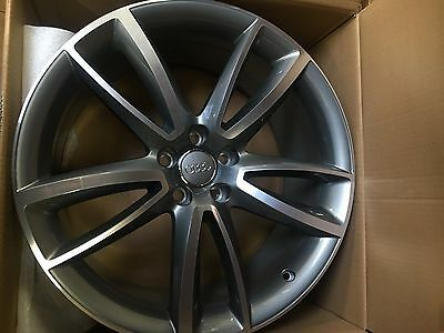 """Genuine Audi A5 S5 20"""" 5-double arm Finely Tuned AlloyWheels Full set of 4"""