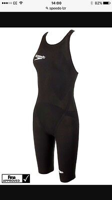 Woman's Speedo Lzr Swimming Costume