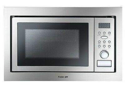 FOSTER FORNO A Microonde ad Incasso S1000 7151 000 Spazz. Anti-Touch ...
