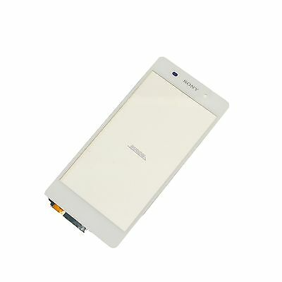 Display Glas für Sony Xperia Z2 4G D6503 LCD Front Touchscreen weiss