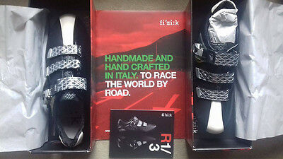 Fizik R3 Cycling Shoes- Brand new with box- Uk 7 Eur 41 US 9 1/2