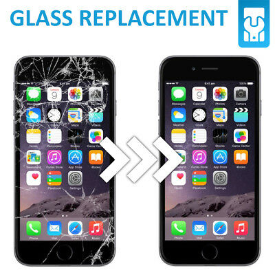iPhone 6S LCD screen GLASS replace SERVICE