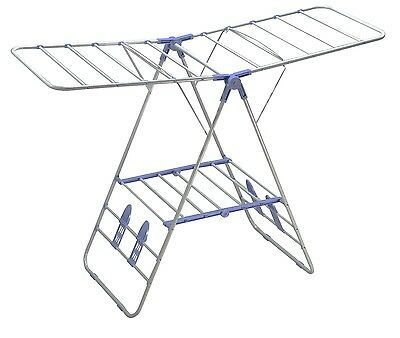 Sunbeam NEW Steel Folding Collapsible Clothes Drying Laundry Rack - CD45029