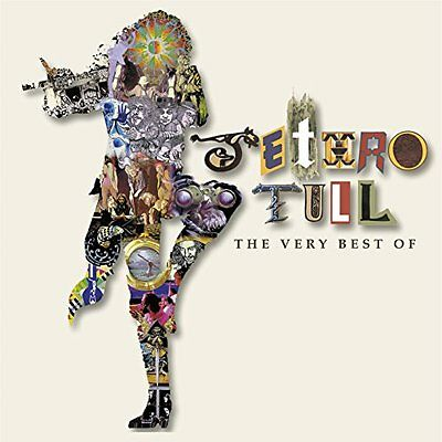 The Very Best Of Jethro Tull NEW & SEALED