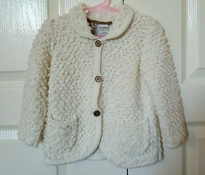 girls 3-4 ZARA Knitwear cardigan