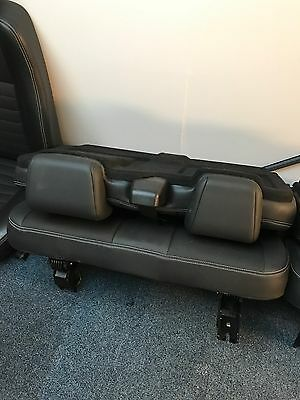 Defender Middle Row Seating 60/40