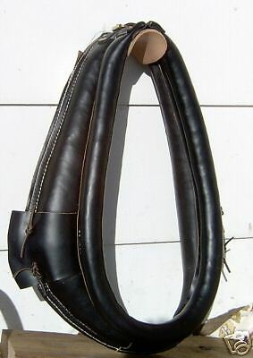 """Horse Collar all purpose 17"""" size full face or half sweeney shape"""