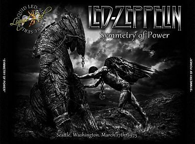LED ZEPPELIN – THE SYMETRY OF POWER 3 cds