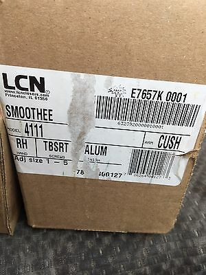 Lcn Smoothee Right Hand Automatic Door Closer Model 4111