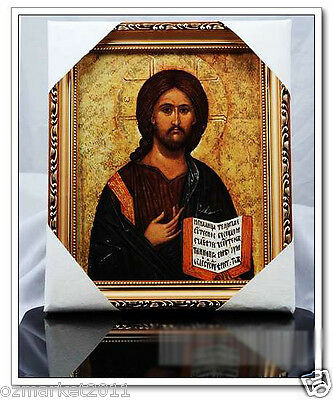 Catholic Church Portrait Jesus Christian Blessed Holy Fashion Frame Decoration