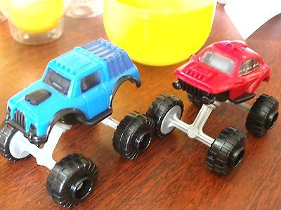 Kinder Surprise Hotwheels 2 cars toy SDB27