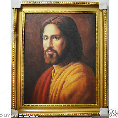 Catholic Church Portrait Jesus Christian Blessed Simple Artwork Decoration D
