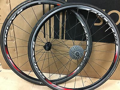 Fulcrum Racing 7 Clincher Wheelset  Front And Rear Wheel