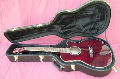 Hard Case For Ibanez Aeg Series Guitars And 000 Size