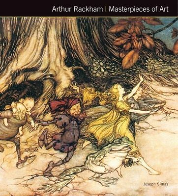 Arthur Rackham Masterpieces of Art by Flame Tree Publishing (Hardback, 2015)